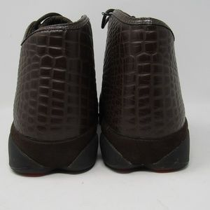 Jordan Shoes - NIKE AIR JORDAN HORIZON PREMIUM BROWN CROC SIZE 13 b61ba552a1